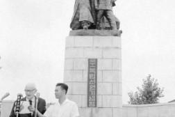 3.1독립운동선언기념탑 제막식(1963)